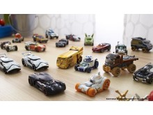 Star Wars 1:64 Character Car Sortiment