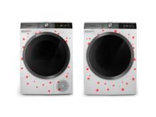 Red Dot-prisen: Gorenje WaveActive vaskemaskinene og tørketromlene
