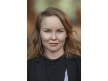 Jenny Agö,  nominerad till Stora Journalistpriset 2017
