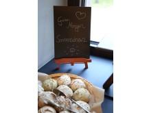 Integrationshotel Philippus - Frühstücksbuffet