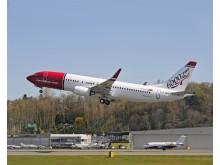 Boeing 737-800 jubilæumsfly nummer 6000