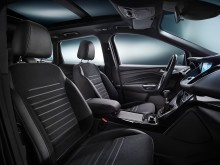 Ny avanceret Ford Kuga med SYNC 3 - 1