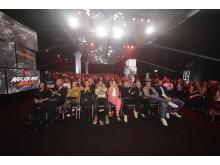 MADE FOR MORE AWARD: Die erste Reihe der Live-Show auf SPORT 1