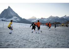 Sony Twilight Football, Zermatt, Switzerland 2