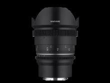 Samyang 14mm VDSLR MK2 02 SonyE_Front
