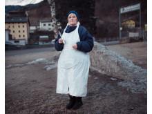 The Milk-woman of Olivone