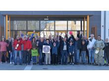 Föreningsmässa i Skara