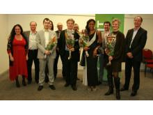 Vinnare och jury i Green IT Award