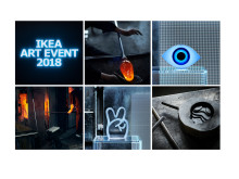 IKEA ART EVENT 2018 – bildkollage