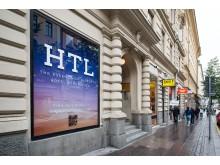 På Kungsgatan i Stockholm öppnar HTL i maj 2014