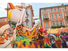 Festa d'Autunno in  Lugano