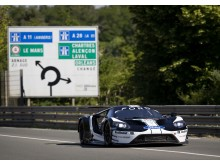 66 Ford GT - Le Mans Test 2019