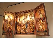 Der Callenberger Altar ist nach 150 Jahren wieder komplett und im GRASSI Museum für Angewandte Kunst Leipzig zu sehen