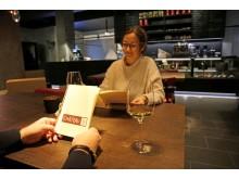 Der Gast findet im Château9 unter anderem ein breites Angebot an Spitzenweinen aus Deutschland, Österreich, Italien und Spanien