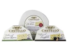 Castello White i två nya smaker – tryffel och grönpeppar (bild)