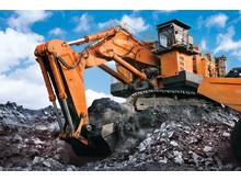 (5) Hitachi EX 5600-6 (537 ton) (19,7 metre)
