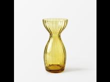 Svenskt_Tenn_Vase_Iris_Glass_Amber_24cm_1