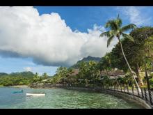Seychellen Hotel Fishermans Cove_Strandlage