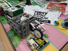 Een LEGO-robot