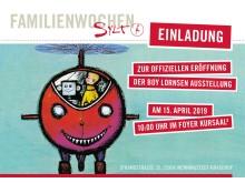 Familienwochen Sylt: Eröffnung der Boy Lornsen-Ausstellung am 15. April