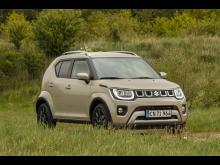 Suzuki Ignis 2020 - 4