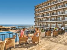 allsun Hotel Lux de Mar Terrasse