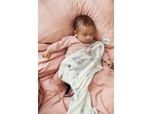 Elodie Details SS19 - Crib Bedding Set Faded Rose