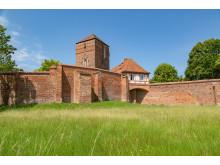Alte Stadtmauer in Wittstock (Dosse)