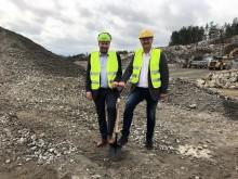 Green Mountain DC3-Oslo Construction Start