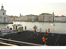 Sony Twilight Football, Venice, Italy 2