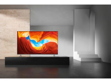 BRAVIA_65XH90_4K HDR Full Array LED TV_Lifestyle_01