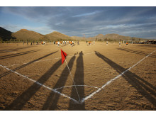 Sony Twilight Football, Aquila Game Reserve, South Africa 1