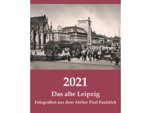 Titelbild: Augustusplatz um 1930