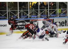 Hockeyettan: Lindlöven möter huddik