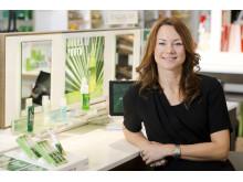 Pressbild Cecilia Sahlin - The Body Shop