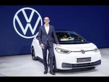 Ralf Brandstätter, VD för märket Volkswagen.