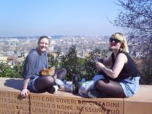 Studieresa till Rom