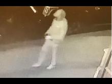 CCTV still - Kelly-Mary Fauvrelle murder