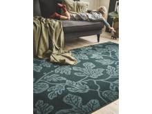 HILDIGARD tæppe, kort luv. 133x195 cm 299.-
