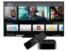 T-We på Apple TV