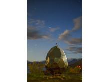 Riksbyggens Solar Egg