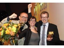 Sabis Fältöversten - vinnare Arla Guldko 2013 Bästa Matglädjebutik