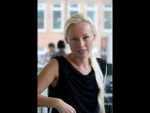 Nathalie Scheers, docent i molekylär metallnutrition, Chalmers