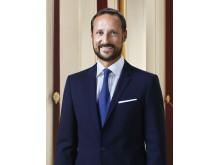 Kronprins Haakon Magnus, foto Det kongelige slott