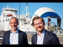 Øyvind Lund og Sveinung Rotevatn