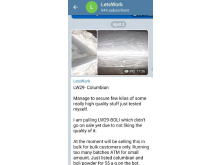 LetsWork screenshot