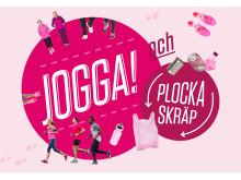 Förena nytta med nytta. Eller nöje med nöje. Tisdag 9 oktober är du välkommen att plogga - plocka skräp och jogga - med GreenhackGBG. Start 18.00 på Fixotejet i Majorna.