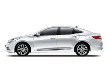 Hyundai Grandeur (side)