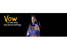 Take the vow - banner