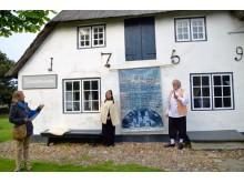 Living History Sylt: Szene am Heimatmuseum